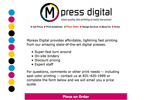 Mpress Digital
